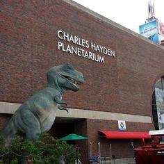 Charles Hayden Planetarium in Boston, MA