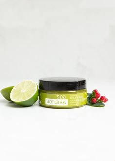 doTERRA SPA Exfoliating Body Scrub is a natural scrub infused with CPTG Wild Orange, Grapefruit, and Bergamot essential oils that gently exfoliates and polishes the skin. Bergamot Essential Oil, Doterra Essential Oils, Skin Care Regimen, Skin Care Tips, Exfoliating Body Scrub, Body Spa, New Skin, Good Skin, Grapefruit