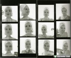 Marilyn Monroe rare unseen out-takes : theCHIVE