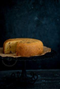 Arepa (Dominican cornmeal and coconut cake)