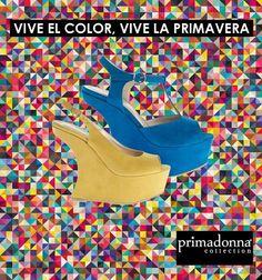 Vive el color. Primavera, Primadonna.