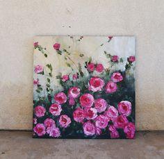 pink roses // Melissa Lyons