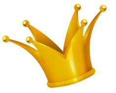 Gold Crown Clipart Picture