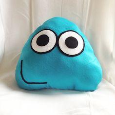 Pou het alien huisdiertje knuffel van de app Pou door DonutDuo, €18,00