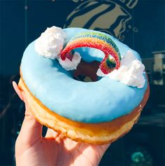from ice cream to donuts, to shaved ice, to cupcakes, Orange County has tons of yummy places to get unique and tasty treats. Here are the BEST places.