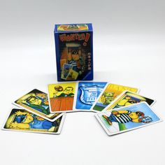 Wanted Card Game 3-5 Players // Price: $10.95 & FREE Shipping Worldwide //  We accept PayPal and Credit Cards.    #gameronboard #boardgame #cardgame #game #puzzle #maze #toys #chess #dice #kendama #playingcards #tilegames