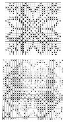 Biscornu Cross Stitch, Cross Stitch Borders, Counted Cross Stitch Patterns, Cross Stitch Charts, Cross Stitching, Knitting Charts, Lace Knitting, Knitting Needles, Knitting Patterns