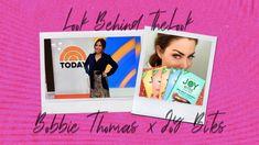 Bobbie Thomas, Today Show, Season 2, Grief, Filmmaking, Finding Yourself, The Creator, Joy, Invitations