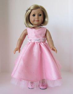 American Girl Doll: Pink Sprinkles