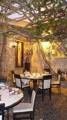 beautiful dining...A