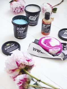 I am obsessed with lush this year - their products just smell SO good! #lush #bath