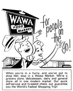 231 best ad c aigns images in 2019 vintage posters poster 1946 Ford Ads 13 fun facts about wawa