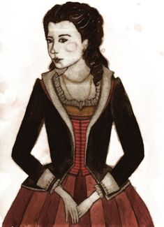 JANET DOUGLAS, LADY GLAMIS, sister of Archibald Douglas, 6th Earl of Angus, second husband of Margaret Tudor, was burned at the stake for witchcraft on the orders of Margaret Tudor's son, James V, on July 17th, 1537. This took place right on the esplanade of Edinburgh Castle while her young son was forced to watch. You can read more about these horrific events here: http://historywitch.com/2015/09/09/the-grey-lady-of-glamis/