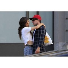 """@cleverdeen's photo: """"NEW picture of Josh Hutcherson with his girlfriend Claudia Traisac in Madrid, Spain today, September 9th! (HQ) • • { #joshhutcherson  #claudiatraisac}"""""""