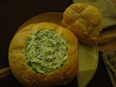 Yummy Spinach Recipe: Dip or Side Dish
