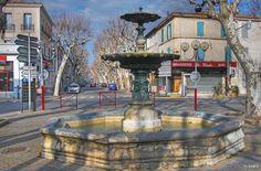 Fontaine Pellenc Pertuis
