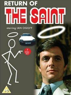 The Saint met Ian Ogilvy.                       (1978-'79).