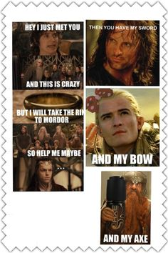 Hahahahaha.... Council of Elrond Lord of the Rings FUNNY!