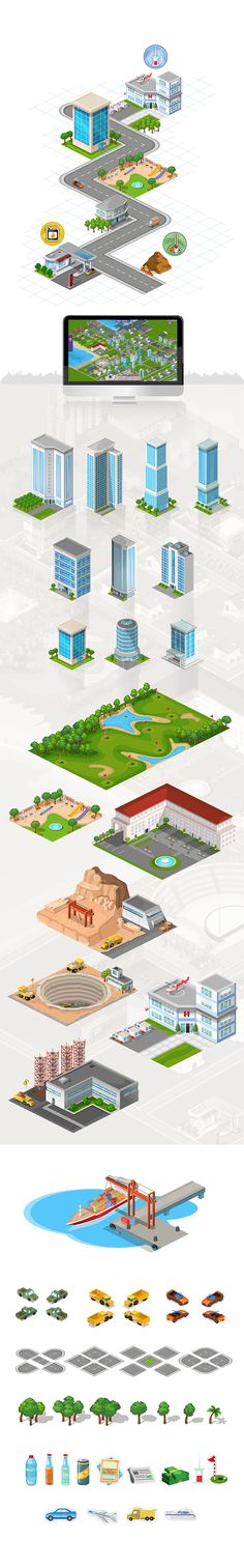Game Art / Gizli Zengin on Behance