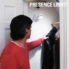 Lámpara con Sensor de Movimiento Presence Light - 485