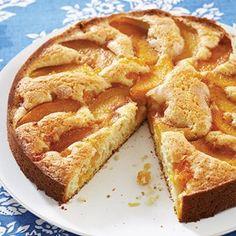 Rustic Peach Cake Recipe - Cook's Country June 08