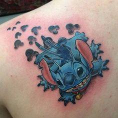 #Disney #tattoo #lilo #stitch #cute