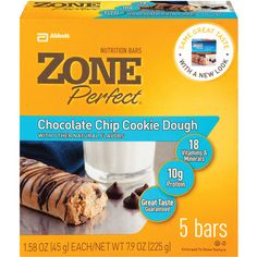 ****Walmart: Zone Perfect Bars ONLY $.60 - $.64 Each!**** - Krazy Coupon Club