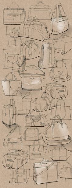 Prigent Tanguy Nantes, France SKETCHBOOK-Sketches on Behance