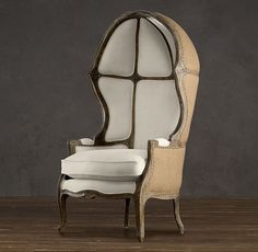 Love this chair! I've seen it in the store. It's so neat looking.