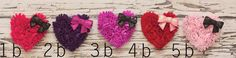 Made to order..Choose Headband Size..Heart valentines Headband Photography Props ..Agape Stop Boutique Affordable Prices https://www.facebook.com/photo.php?fbid=640697069306430&set=pb.188607921182016.-2207520000.1388866349.&type=3&theater