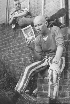 """""""The Gentleman Thug"""" From Gavin Watson's book, """"Skins"""" Daily Pictures, Old Pictures, Old Photos, Black White Photos, Black And White, Urban Tribes, Teddy Boys, Rude Boy, Skinhead"""