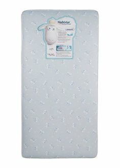 Serta Nightstar Extra Firm Crib Mattress by LaJobi. $79.95. From the Manufacturer                An extra firm sleeping surface will provide peaceful sleep for your baby. The Serta Nightstar Extra Firm crib mattress features extra firm, balanced support throughout with heavy duty coils and full perimeter border wire. It features an easy-to-clean, laminated cover. Cover adorned with an adorable Serta sheep pattern.                                    Product Descrip...