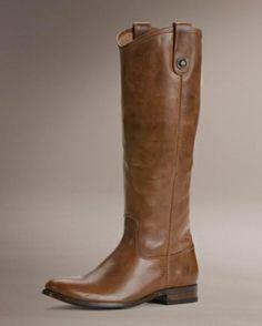 Melissa Frye Boot (I love FRYE brand boots!)