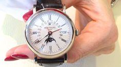 White Gold Patek Philippe 5159 Review! - Understated luxury watch