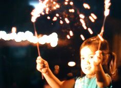 Save some of those sparklers and other fireworks for the following year's Pentecost celebration.  :)