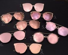 sunglasses pink nude glasses sunnies red sunglasses summer rose gold round…