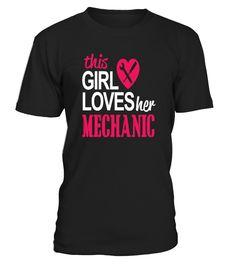 This Girl Love her Mechanic