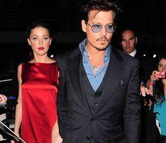 Johnny Depp-Amber Heard: Δεν κρύβουν πια τη σχέση τους