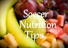 Minus some grammatical errors, some great nutrition tips!