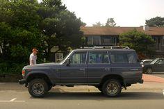 1985 Toyota Land Cruiser G Diesel.