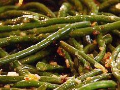 Glazed Chinese Long Beans
