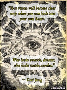 Quote by Carl Jung. I continue to awake from the dream. Carl Jung Quotes, Carl Rogers, Humanistic Psychology, Inspirational Words Of Wisdom, Spiritual Inspiration, Archetypes, Amazing Quotes, Spiritual Awakening, Me Quotes