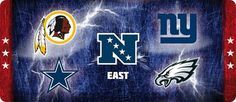 AROUND THE NFC EAST: Tracking The Evil Empire | The 2014-2015 division pre-training camp watch | Assessing the biggest issues facing the Dallas Cowboys rivals