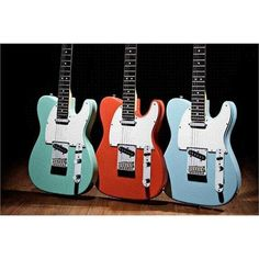 Image result for telecaster fiesta red