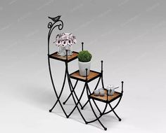 Ferforje masa - Hobbies paining body for kids and adult Wall Candle Holders, Plant Holders, House Plants Decor, Plant Decor, Iron Furniture, Home Decor Furniture, Indoor Flower Pots, Door Gate Design, Wrought Iron Decor