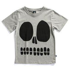 Littlehorn - Skull Face Tee