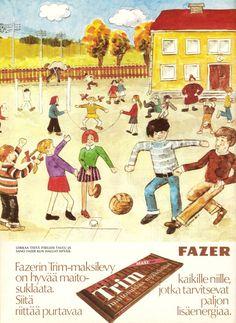 Mainos 1971  (70-luvulta, päivää ! -blogi)