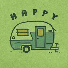 Happy camping memories