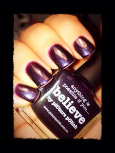 Picture Polish - Believe
