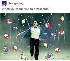 Pokestop  #divertido #memes
